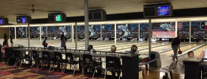Palace Lanes is one of Houston.