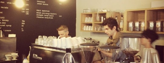 Fix 126 is one of 111 Coffee Shops in London.