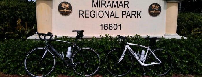 Miramar Regional Park is one of gee : понравившиеся места.