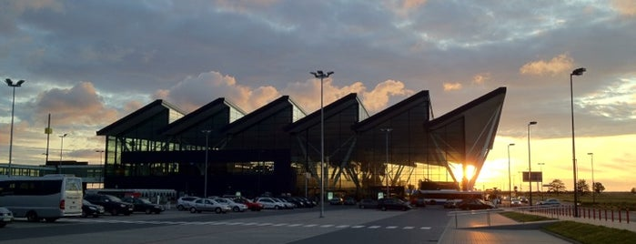 Gdańsk Lech Wałęsa Airport (GDN) is one of The #AmazingRace 23 travel map.