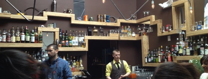 Backbar is one of Best new restaurants 2012.
