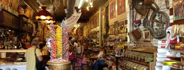 Big Top Candy Shop is one of Austin.