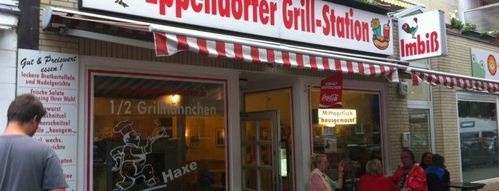 Eppendorfer Grill-Station is one of Best of Hamburg.