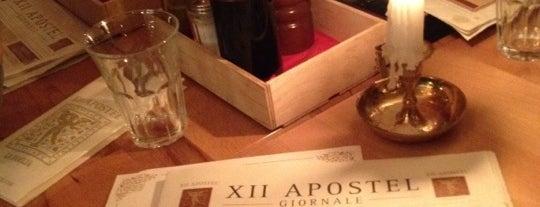 XII Apostel is one of Immer wieder gut speisen.