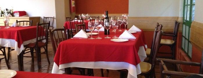 Lugana Trattoria is one of Participantes da 7ªed. do Curitiba Restaurant Week.