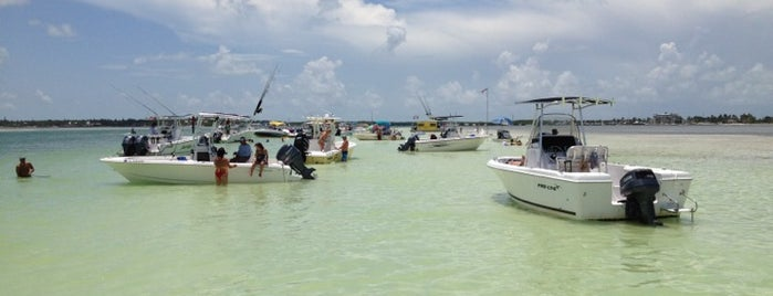 Holiday Isle Sandbar! is one of Florida Keys.