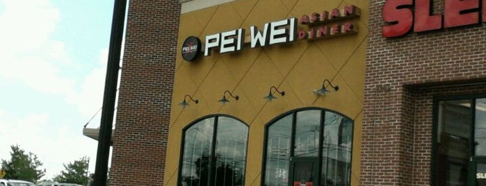 Pei Wei is one of Lieux qui ont plu à Jason.