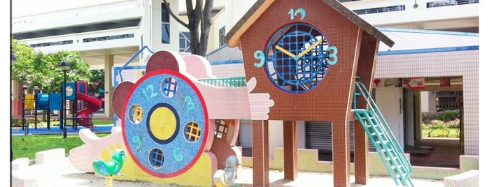  Clock House Playground  is one of Lugares favoritos de C.
