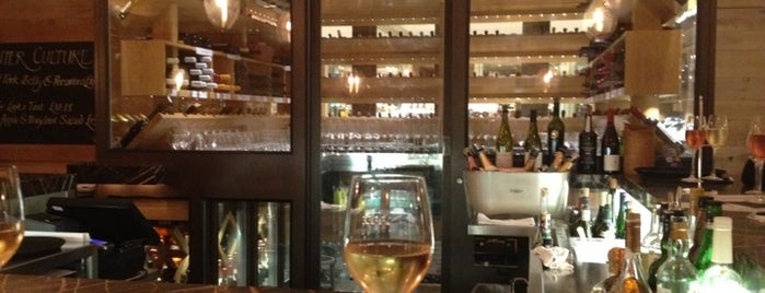 The Wine Bar is one of BarChick's Best Wine Bars.