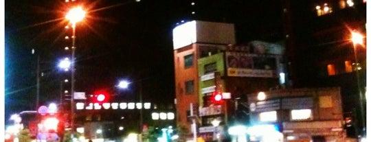 大門交差点 is one of まるめん@下級底辺SOCIO : понравившиеся места.