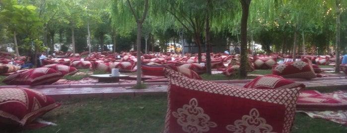 Park Yıldız is one of Locais curtidos por Üzeyir.