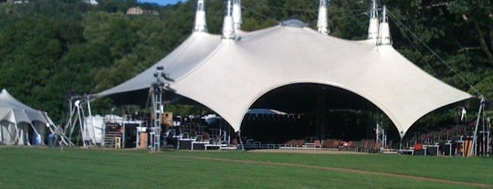 Hudson Valley Shakespeare Festival is one of Upstate.