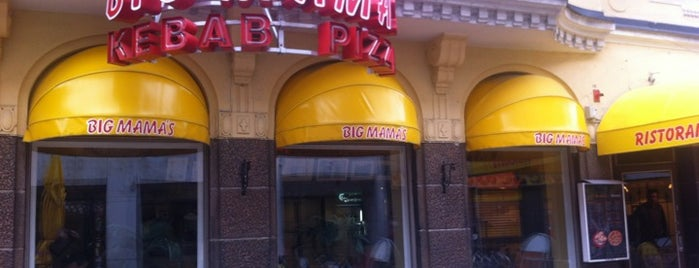 Big Mama's is one of Varunさんの保存済みスポット.
