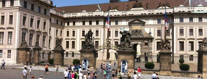 Antico Palazzo Reale is one of StorefrontSticker #4sqCities: Prague.