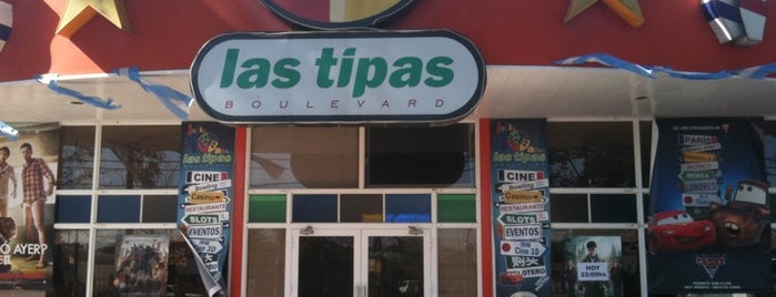 Las Tipas Boulevard is one of Cines a los que fuí.