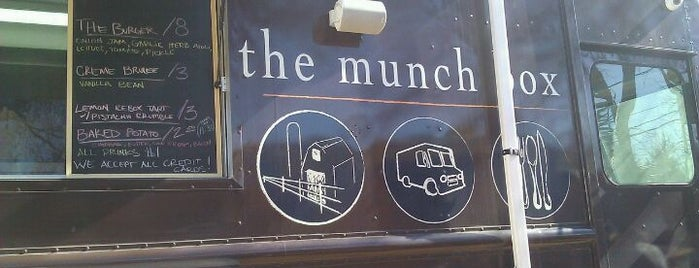 The Munch Box is one of DFW Food Truck ❤.