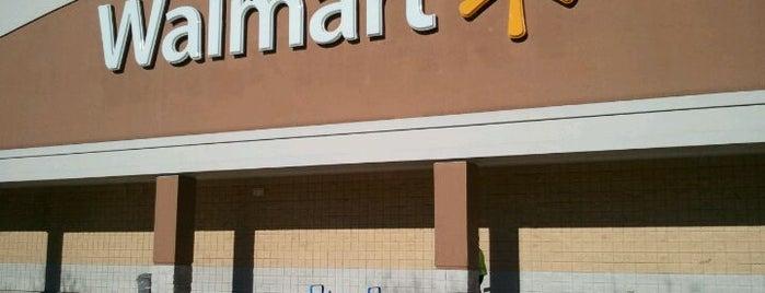 Walmart is one of LA & SF.