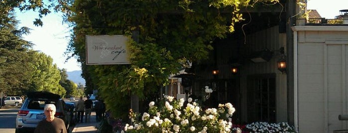 Los Olivos Wine Merchant Cafe is one of Top 10 dinner spots......
