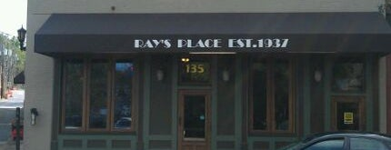 Ray's Place is one of American.
