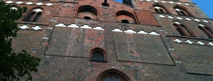 St. Marien zu Lübeck is one of Deutschland | Sehenswürdigkeiten & mehr.