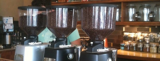 Verve Coffee Roasters is one of Locais salvos de Robert.
