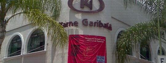 Karne Garibaldi is one of Guadalajara.