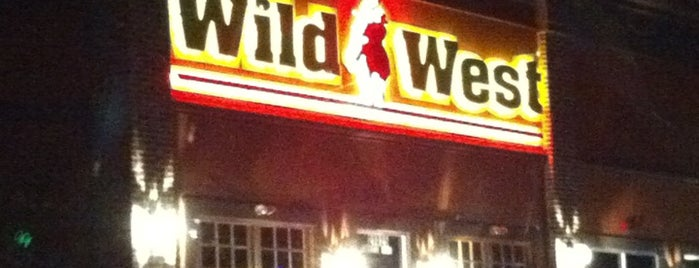 Wild West is one of Dinner.