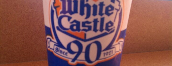 White Castle is one of Orte, die Kayla gefallen.