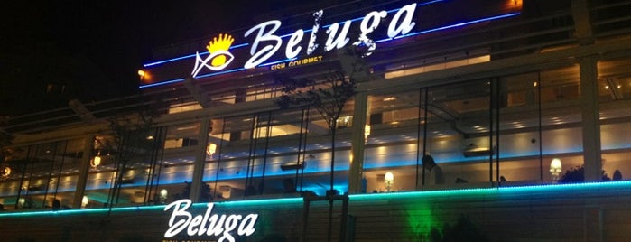 Beluga Fish Gourmet is one of Lugares guardados de Mina Sedef.