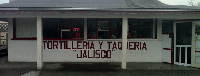 Tortilleria Jalisco is one of cali.