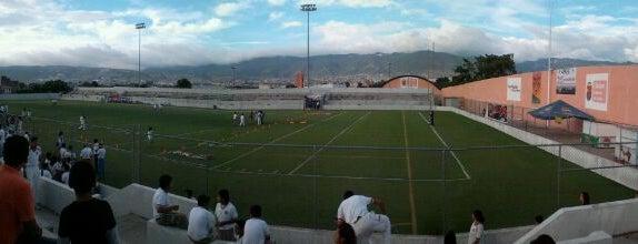 Estadio Samuel León Brindis is one of My life in college football stadiums.