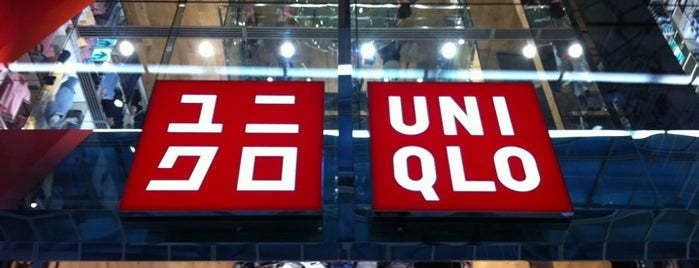 Uniqlo is one of Lugares favoritos de Yvette.