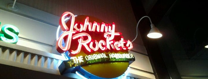 Johnny Rockets is one of Posti che sono piaciuti a LadyLaura.