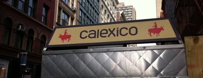 Calexico Cart is one of Places Percolate People (P)eat.