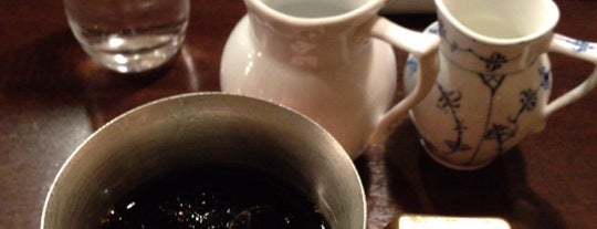 Tsubakiya Coffee is one of カフェ.
