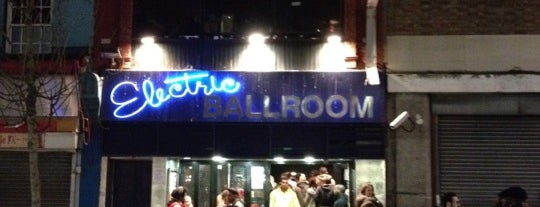Electric Ballroom is one of London.