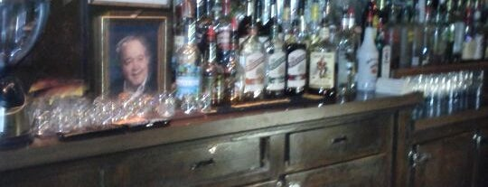 Douglass House Saloon is one of สถานที่ที่ M. Wayne ถูกใจ.