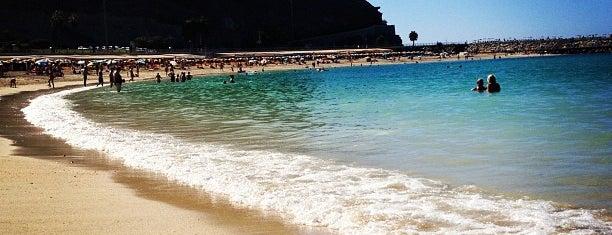 Playa de Amadores is one of Gespeicherte Orte von Philipp.