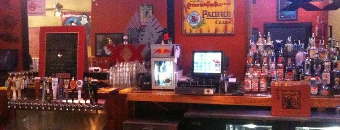 Cabo Fish Taco is one of Charlotte's Best Mexican Restaurants - 2012.