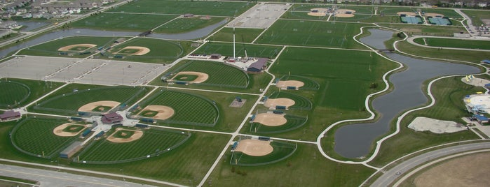 Prairie Ridge Sports Complex is one of Lieux qui ont plu à Greg.