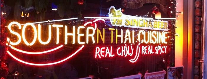 Jitlada Thai Restaurant is one of YumLA.