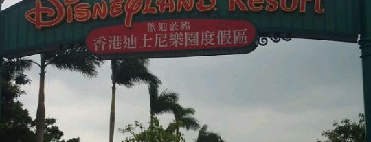 Hong Kong Disneyland is one of 101个宿位,在香港见到你死之前 - 101 places in Hong Kong.