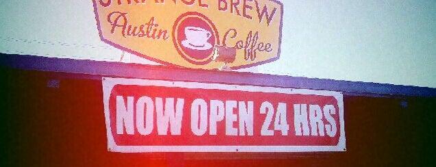 Strange Brew Austin Coffee is one of Coffee.