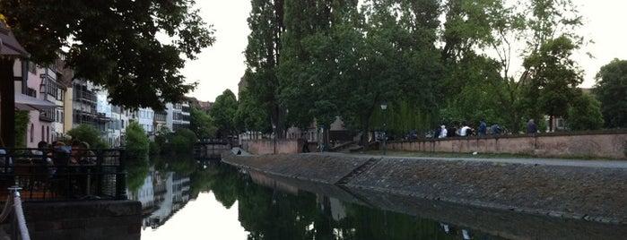 Quai de la Petite France is one of Strasbourg 2018.