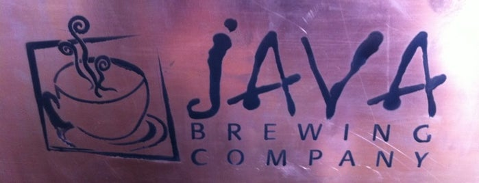 Java Brewing Company is one of Best of 2012 Nominees.