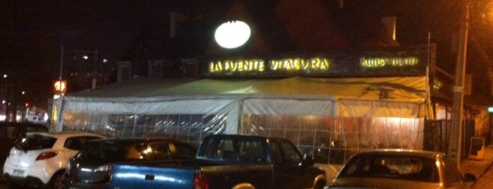"""La Fuente Vitacura is one of La """"Feria del Sánguche"""" todo el año."""