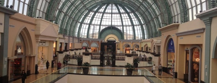 Mall of the Emirates is one of Relax in Dubai.