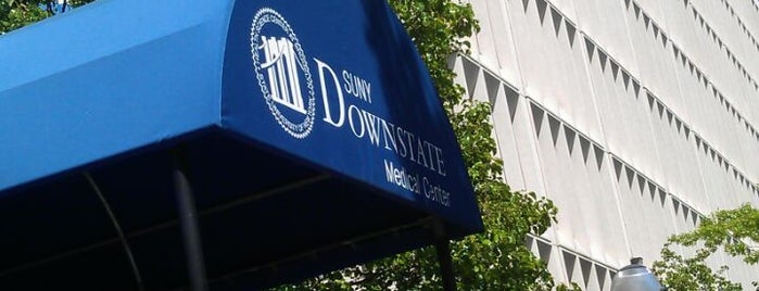SUNY Downstate is one of Lugares favoritos de Fretdemlana.