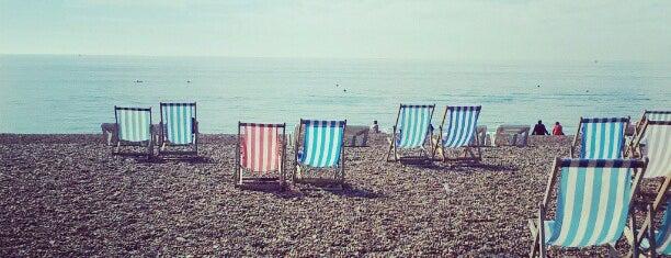 Brighton Beach is one of ~ curiosités /UK|FR|PT|etc.