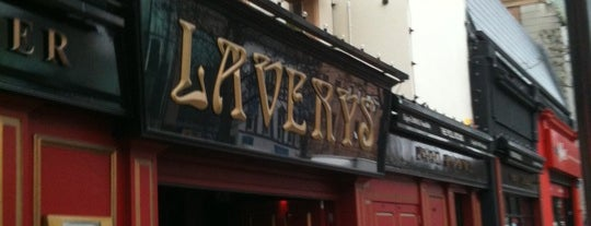 Lavery's is one of Belfast.